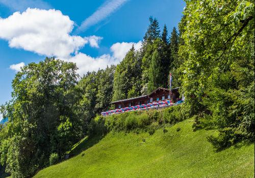 Zusatzbild Nr. 04 von G�stezimmer im Berggasthof Gerstreit