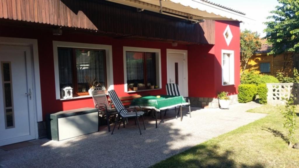 Ferienhaus 'Schick', neu