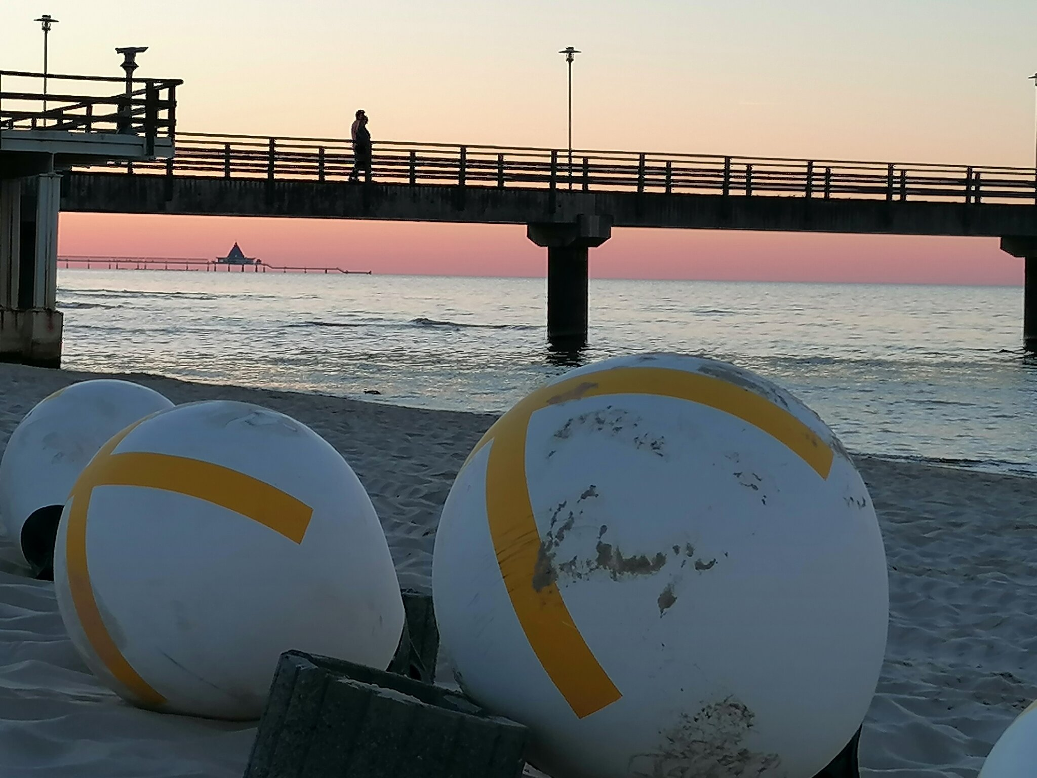 Spielplatz auf der Promenade