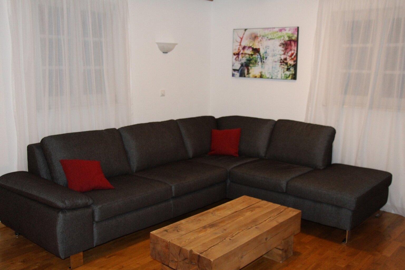 Wohnzimmer-Esszimmer - Wohnbereich