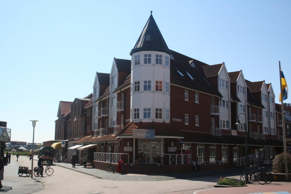 Strandburg auf Juist Ferienwohnung 206 Ref 50965,