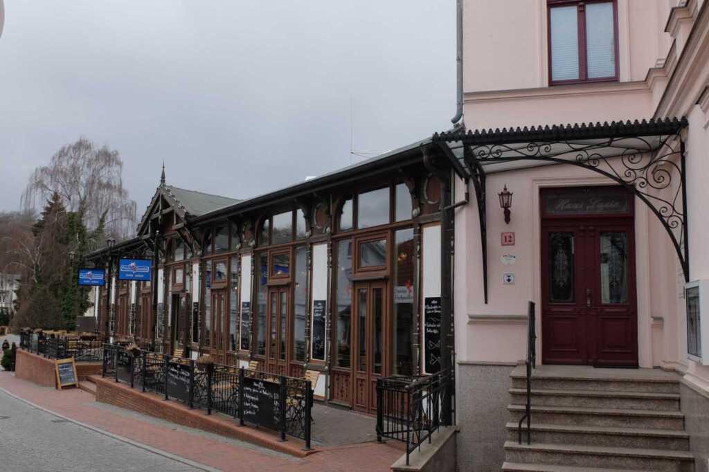 Haus Lucie, Holzhausen
