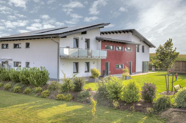 Haus Lindenfeld, OG 2 mit Balkon