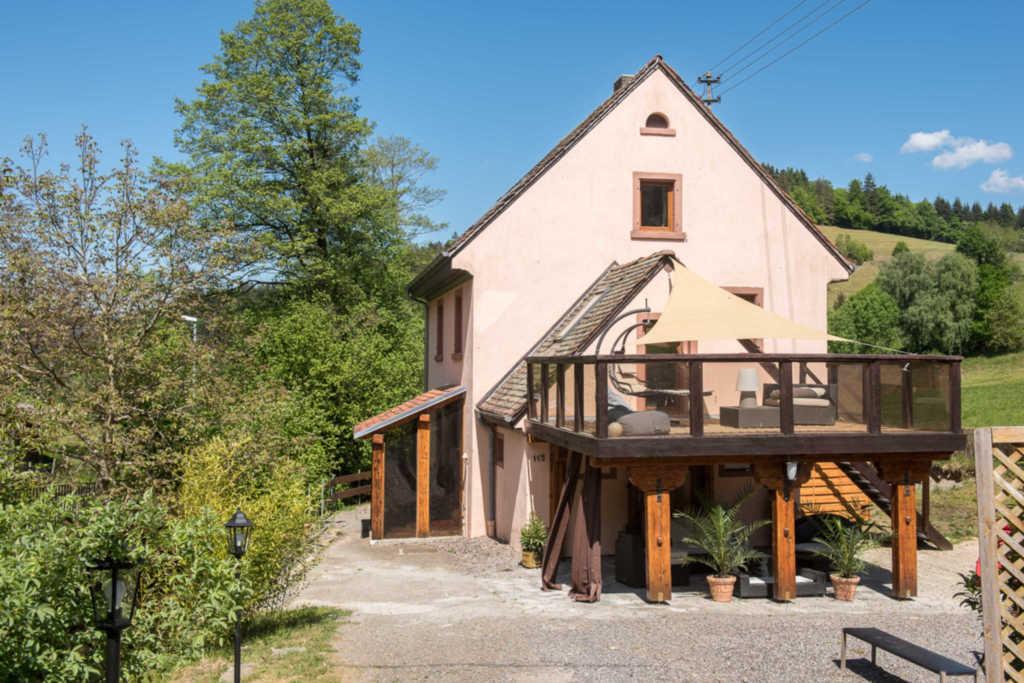Ferienhaus Stahl, Ferienhaus 120m²