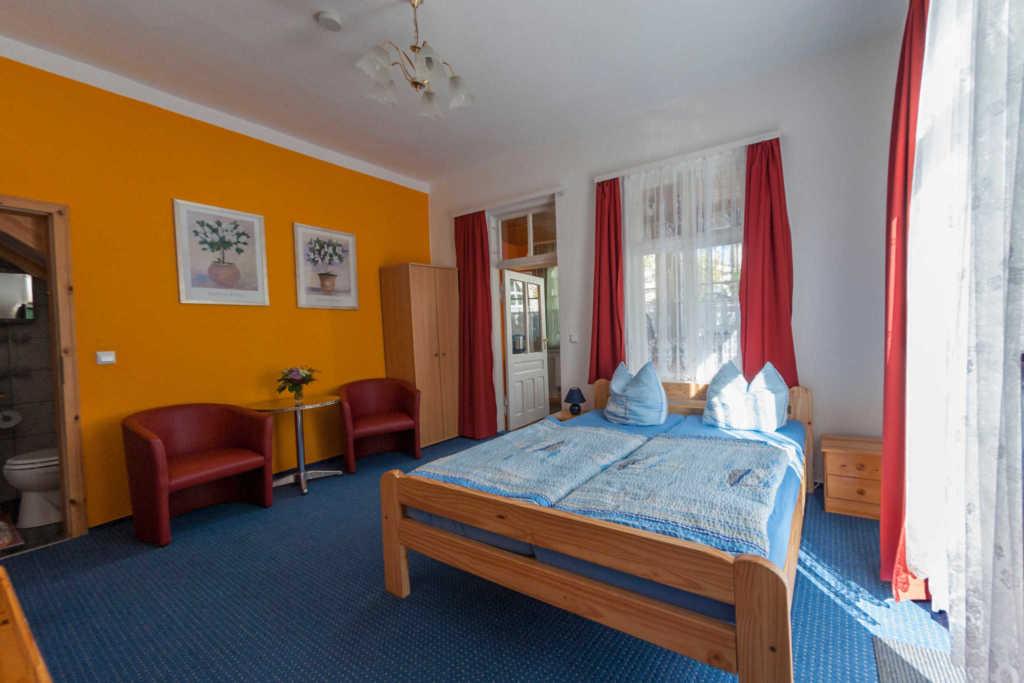 Alte Strandvogtei, Ferienappartement 2, Erdgeschos