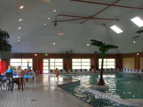 Schwimmbad, Hallenbad
