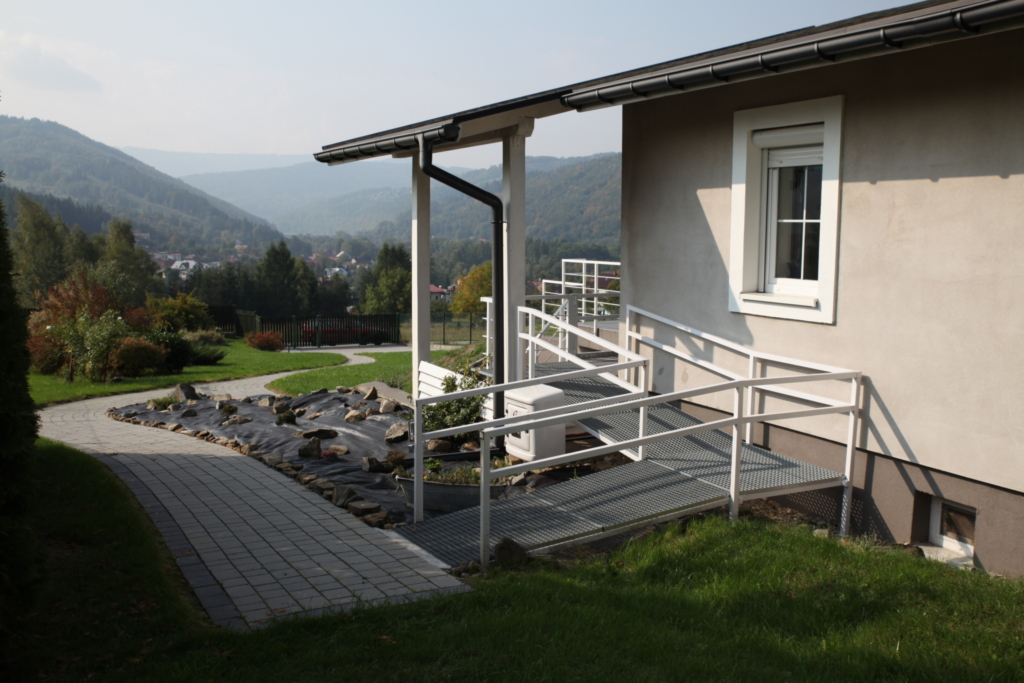 Guest House 'Mountain View', Ferienhaus