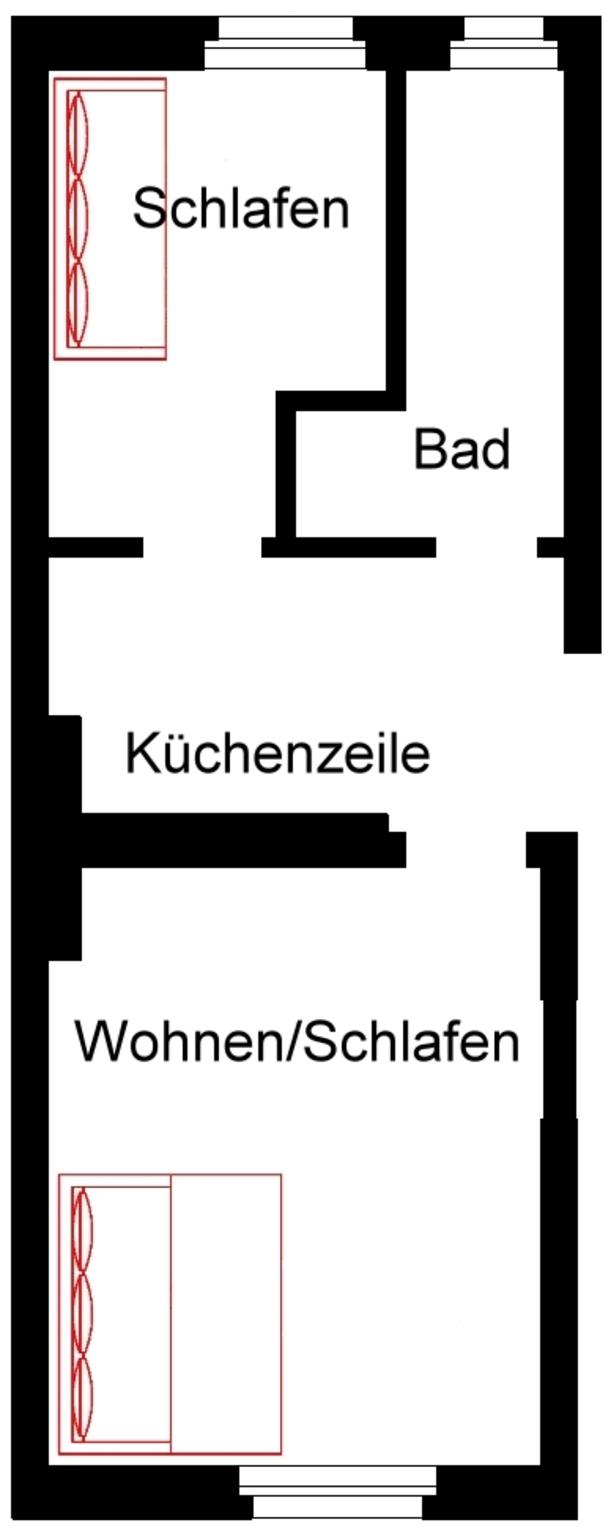 Ferienwohnung Sembach, Wohnung A