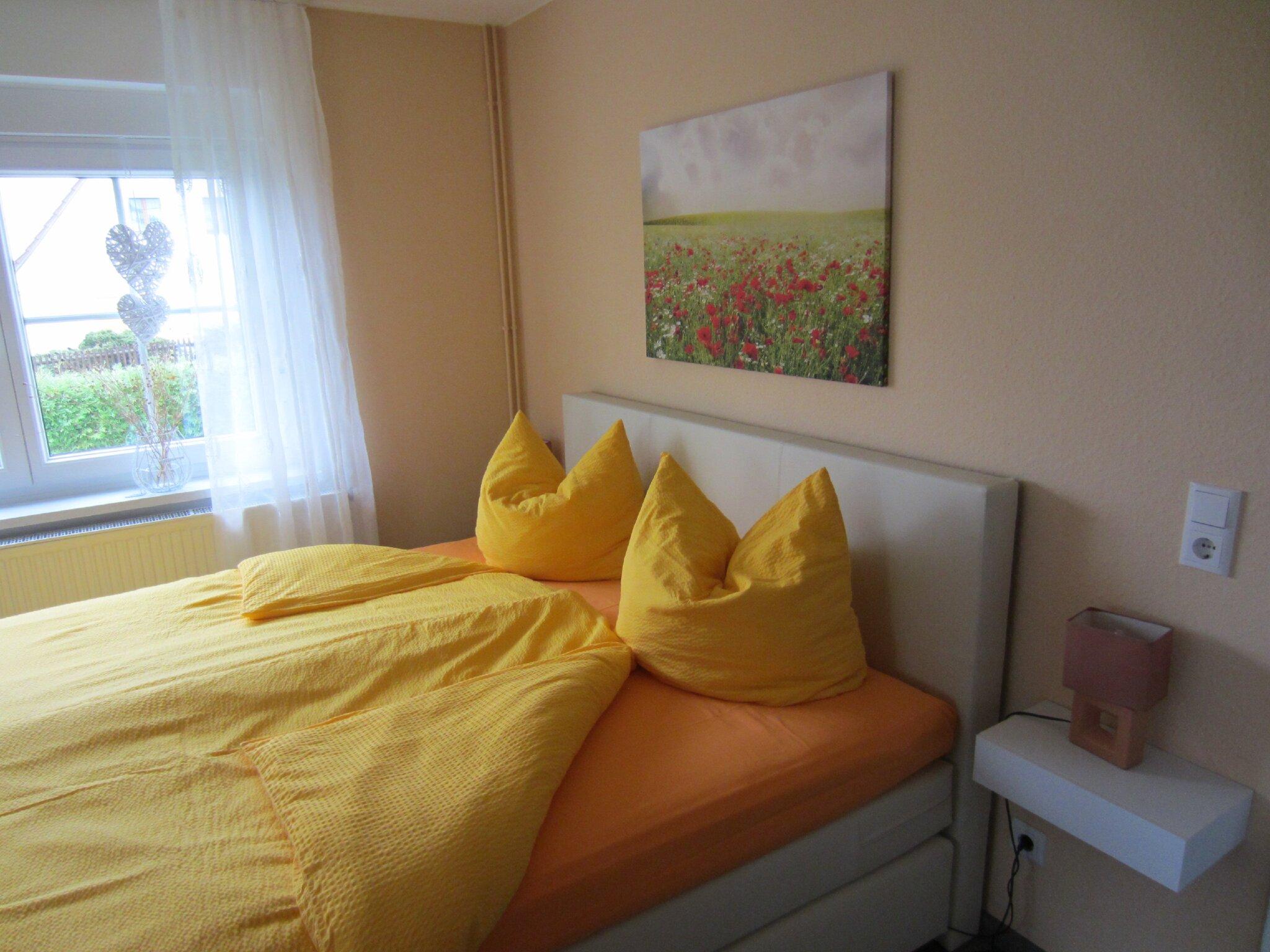 Schlafzimmer 18m� mit 3 Betten