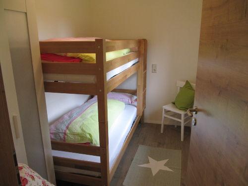 Kinderzimmer mit Stockbetten