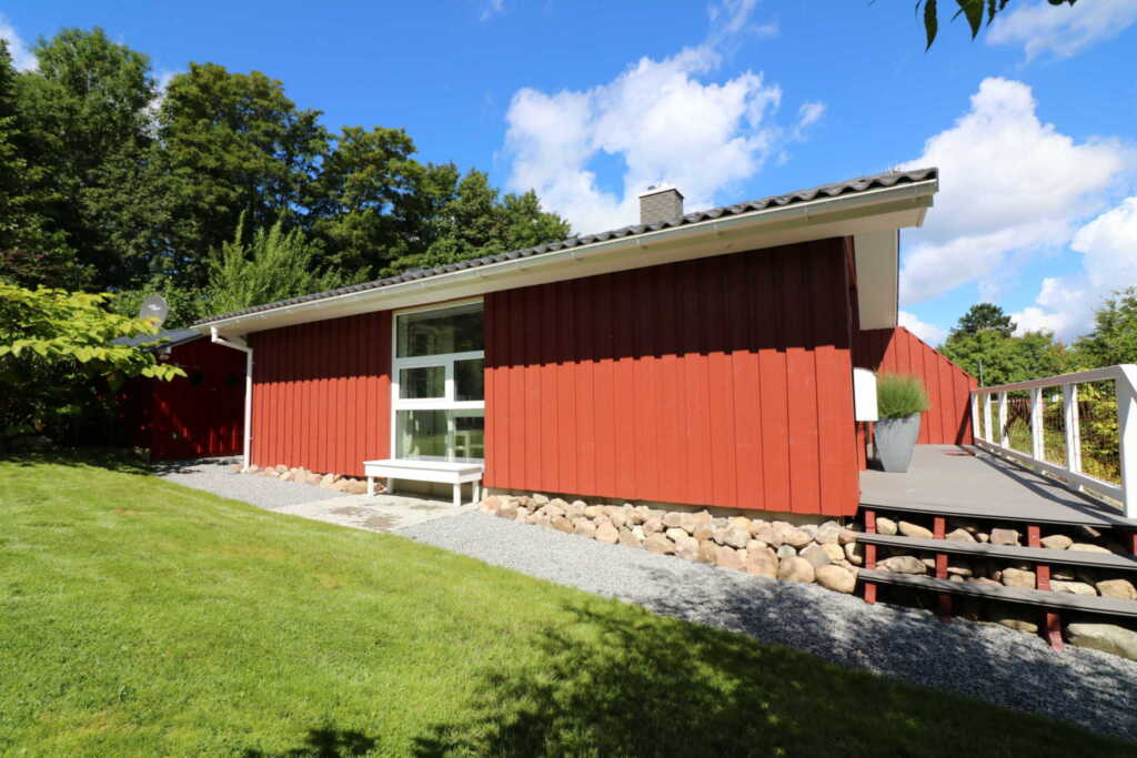 Dänisches Ferienhaus Solbakken, FH Solbakken