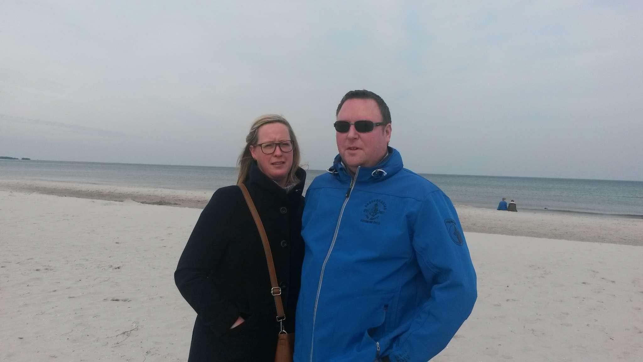 Claudia und Karsten Struve