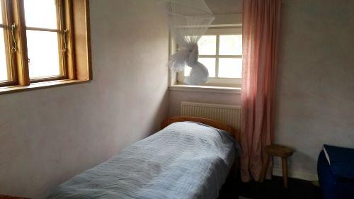 Schlafzimmer 3. Bett