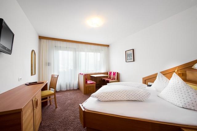 Hotel Paradies, Suite Gantkofel