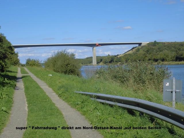 4 Sterne Ferienwohnung am Nord-Ostsee-Kanal, 4 Ste