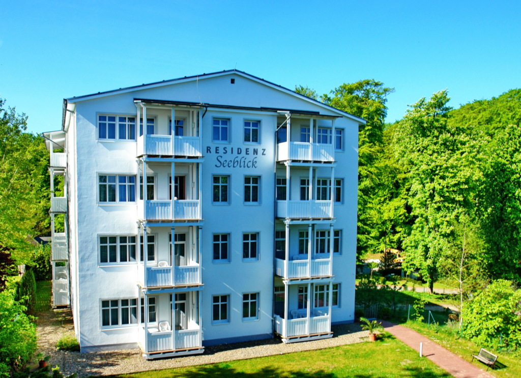 Residenz Seeblick 27, Studio 27 - Balkon