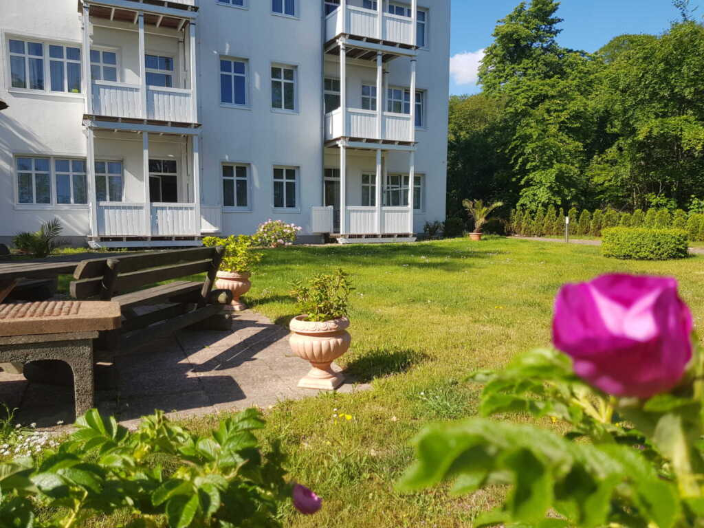 Residenz Seeblick 14, Studio Strandmuschel - Balk