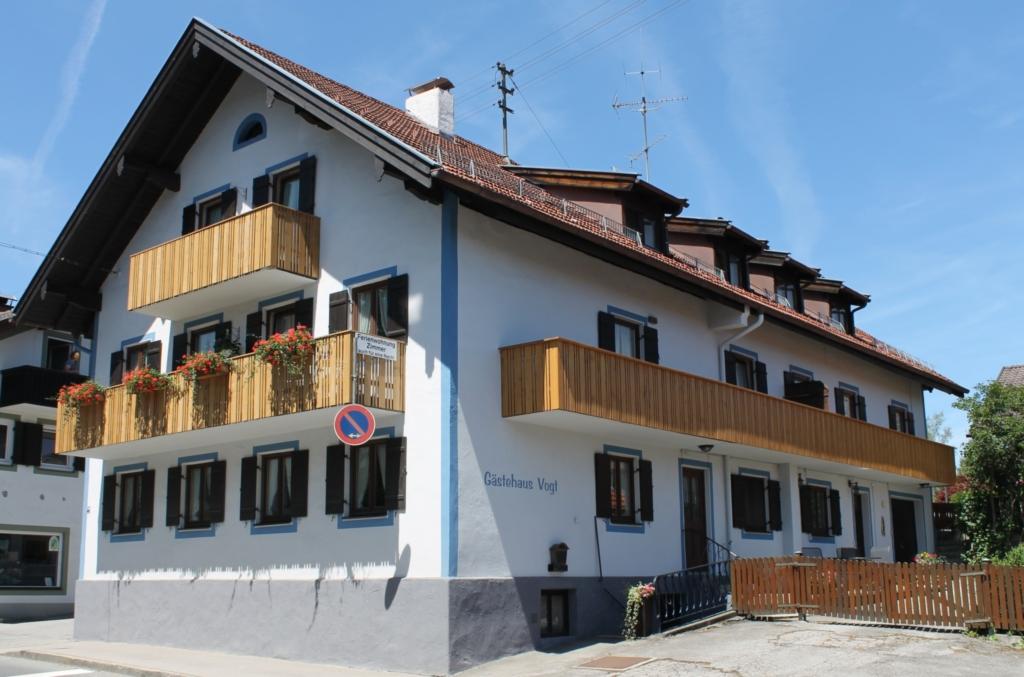 G�stehaus Vogt, Ferienwohnung H�rnle
