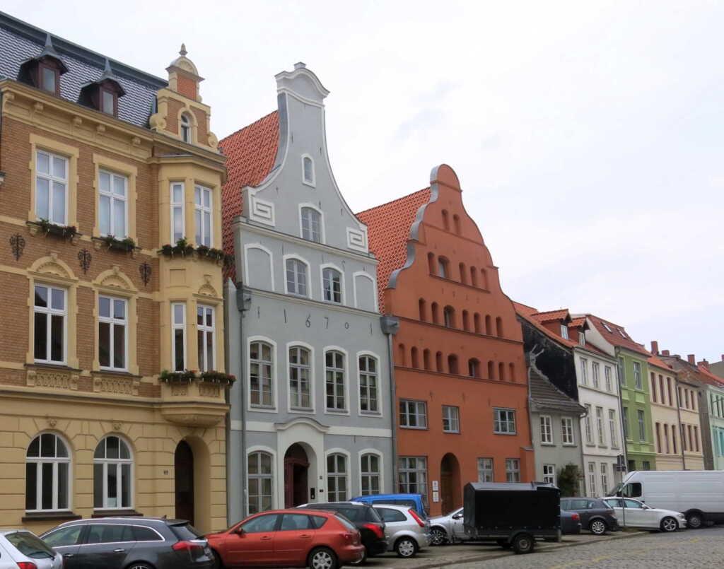 Ferienhaus in Bahnhofsnähe, FH Altstadt