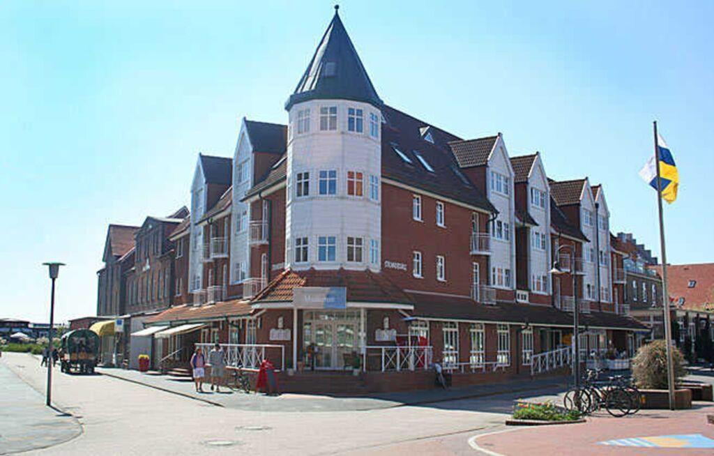 Strandburg Juist Turmwohnung 105 Ref. 50957, Stra
