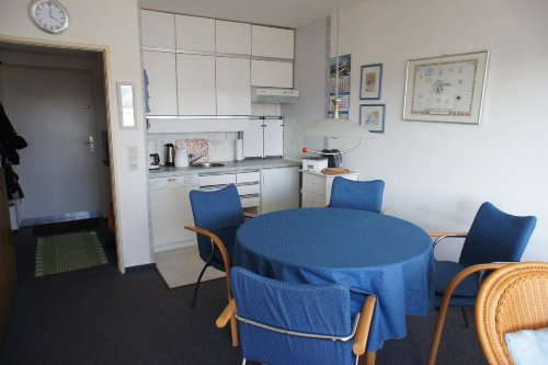 Sitzgruppe & Küchenzeile