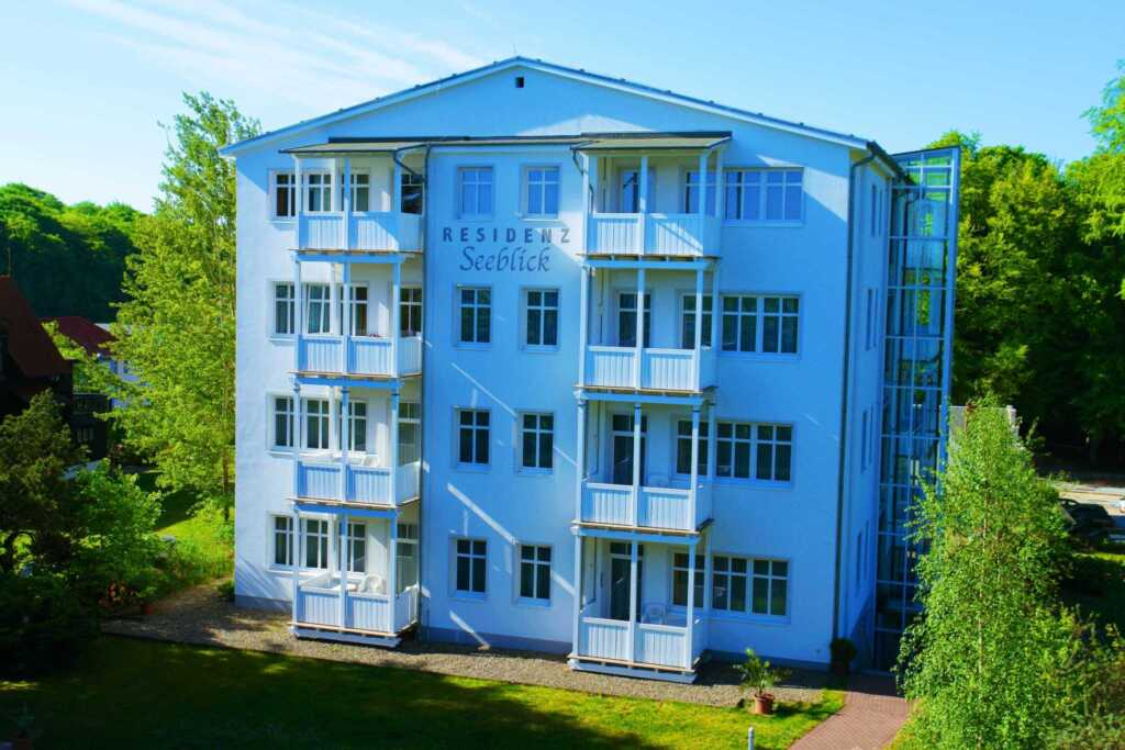 Residenz Seeblick 22, Studio 22 - Balkon