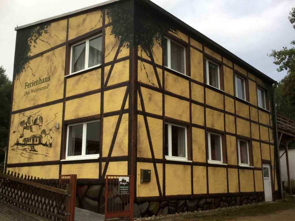 Ferienhaus 'Am Waldesrand', Fewo 'Breiter Luzin'