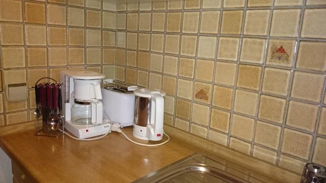 Appartementhaus Wiesengrund, 1-Zimmer-Appartement