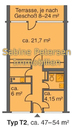 241 - 3-Raum-Fewo - FERIENPARK, 241 - Am Fahrenkro