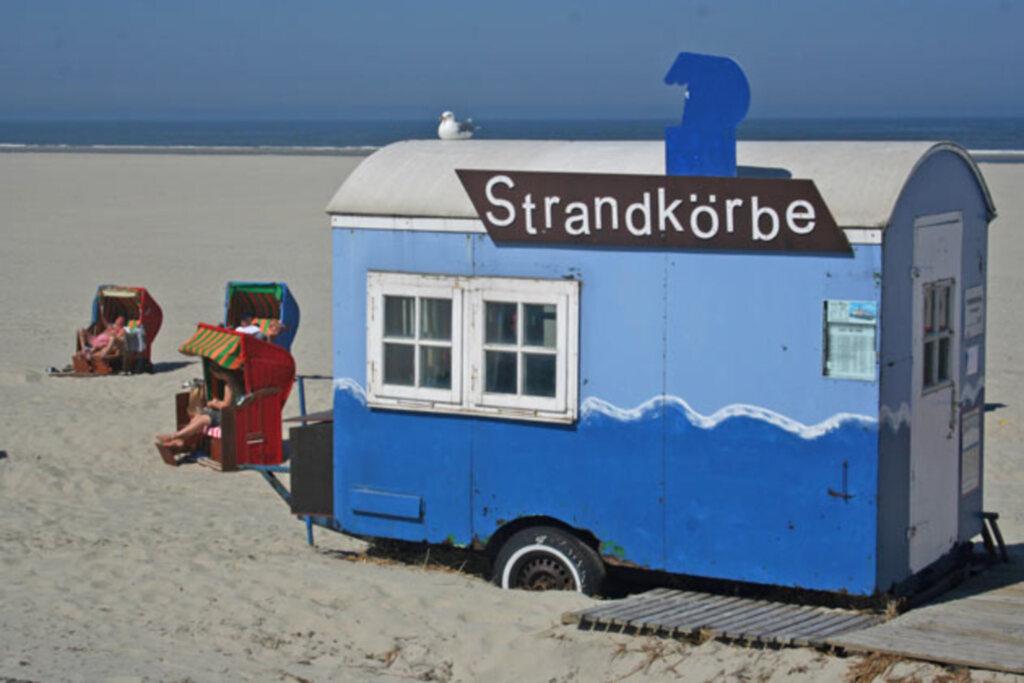 Inselresidenz Strandburg Juist Ferienwohnung 202 R
