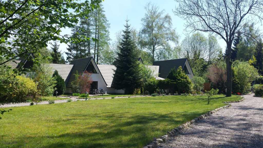 Ein Haus am See - Finnh�tten am Schweriner See, Fi
