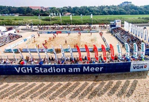 Stadion am Meer