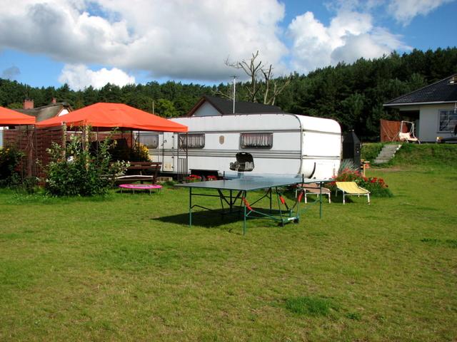 Campingplatz Danuta Insel Wolin, Camping 2