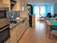 Appartement Strandkorb nur 250 m zum Strand mit Kamin, 3-Raum FeWo in Börgerende - kleines Detailbild