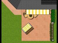 'Haus Am Dorfteich', App.3 -EG-rechts-mitte, 7-03 'Haus Am Dorfteich', App.3 -EG-rechts-mitte in Wenningstedt-Braderup - kleines Detailbild