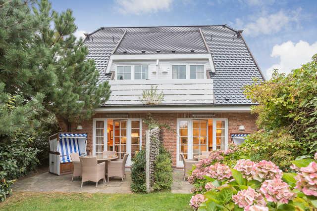 'Romantikhaus Rosenhüs', App. 2 'Dünenrose' -EG-re