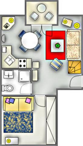'Feriendomizil', App. 8 -re.Haus-OG-App. li., 12-0
