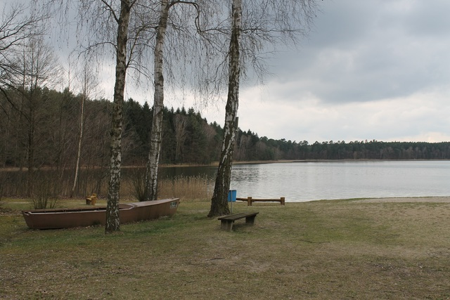Campingoase Waldsee, Ferienwohnung Seeapartment