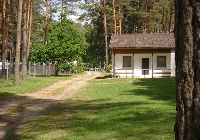 Campingoase Waldsee, Ferienwohnung Waldläufer