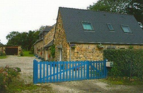 Eingang zum Anwesen