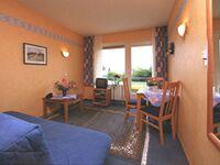 Hotel-Pension Mariann,  Ferienwohnungen, gr. Doppelzimmer mit zwei Räumen in Bad Wildungen - kleines Detailbild