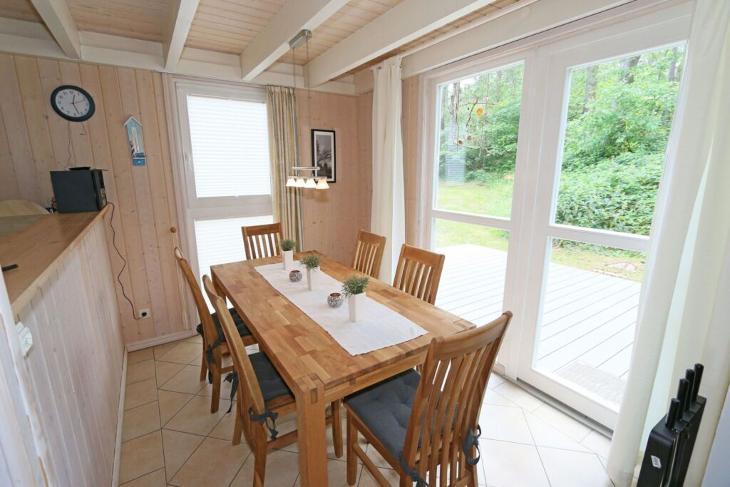 Ferienhaus Störtebeker - Strandpark Baabe - ca.100
