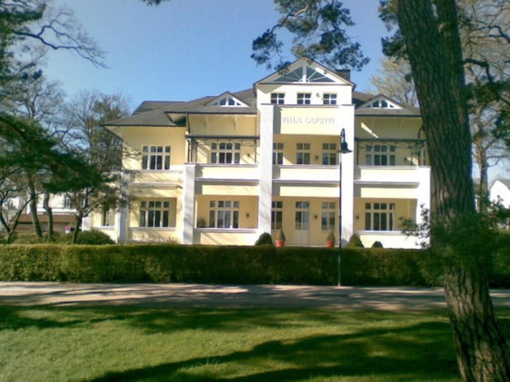 Villa Caprivi WE 11 C, Villa Caprivi Whg. 11