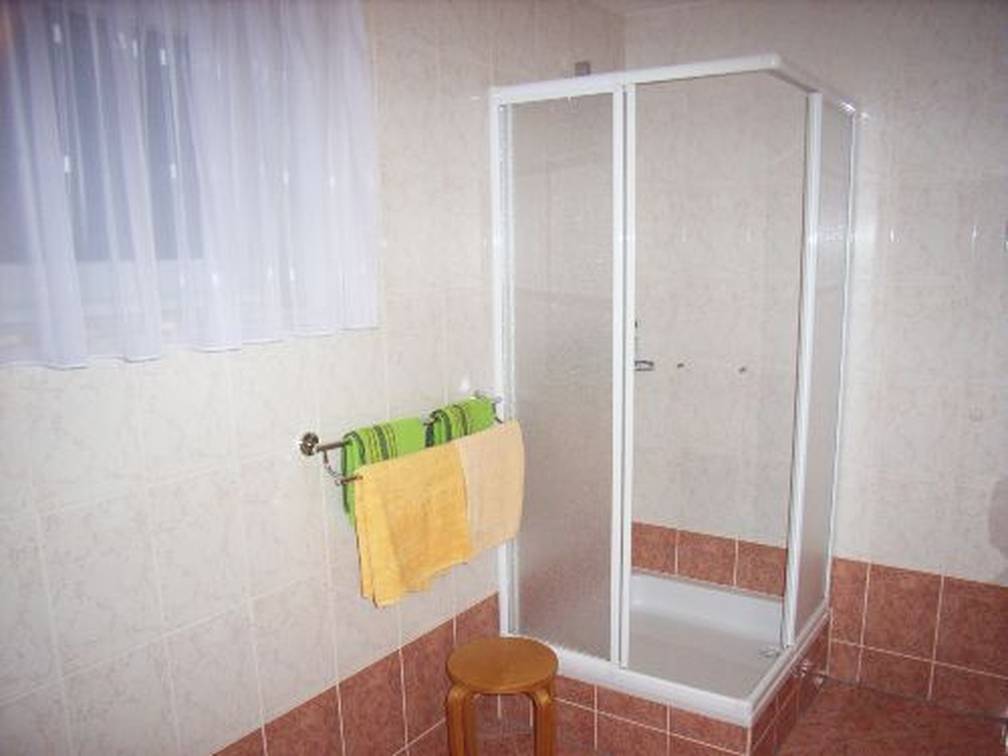 die 90/90 cm Dusche