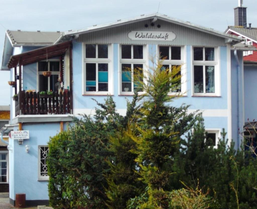 Kelch´s Ferienwohnungen Waldesduft, Wohnung Netty