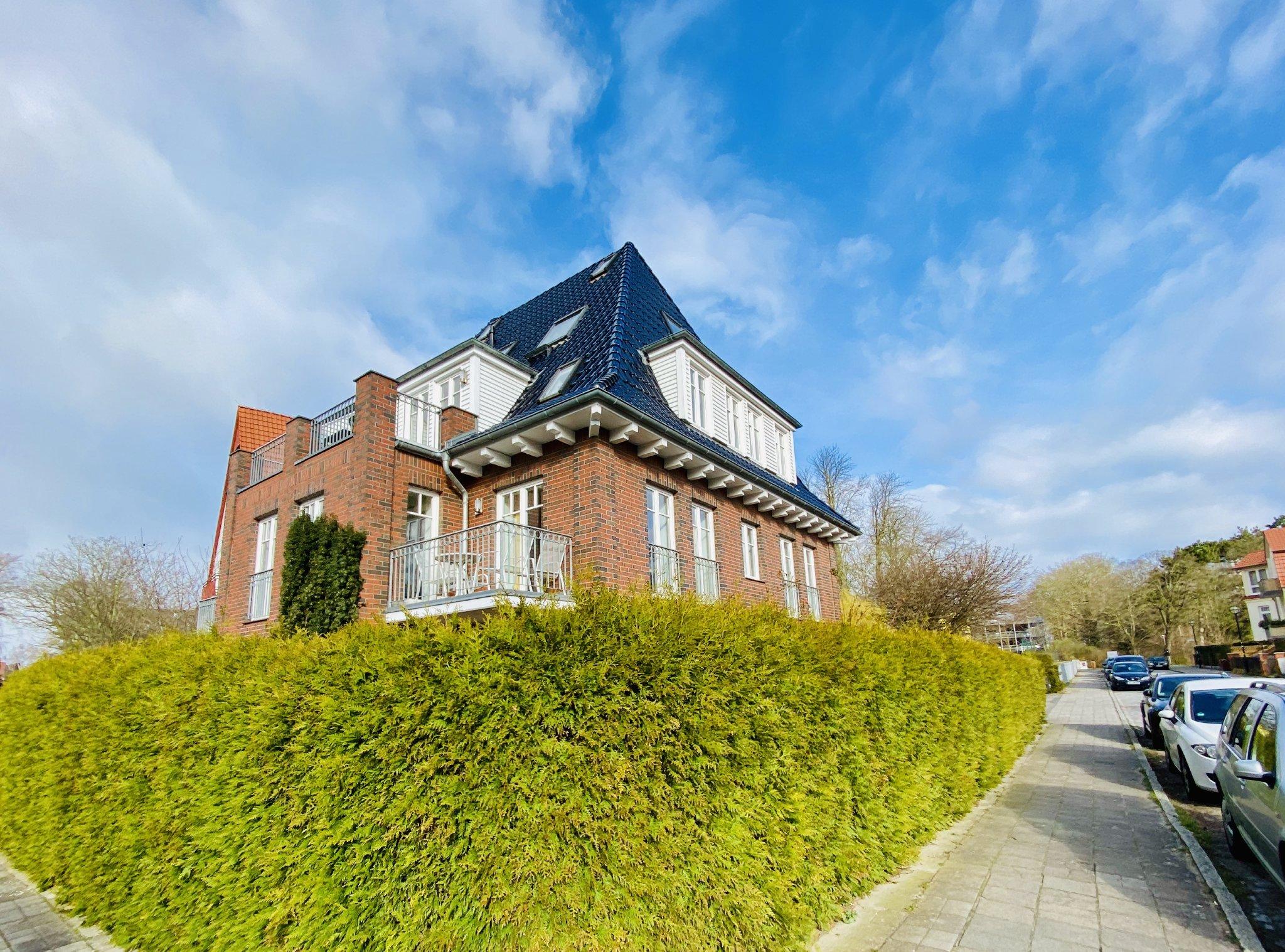 Villa Smidt, Horizont