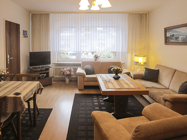 Haus 'Am Seehof', Haus 'Am Seehof' - Appartment 'K