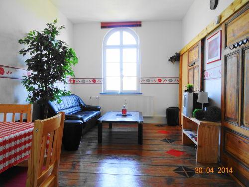 Wohnzimmer Gänseblümchen