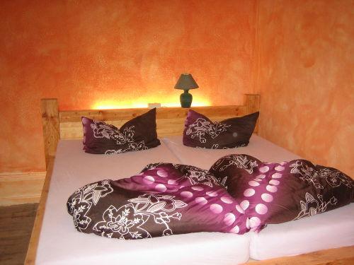 Schlafzimmer Gerbera