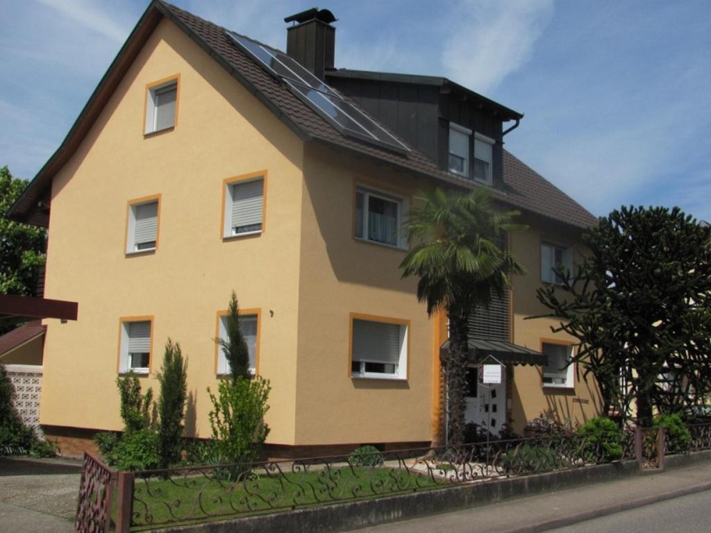 Haus Hanne, Ferienwohnung 1, 55qm, DG, 1 Schlafrau
